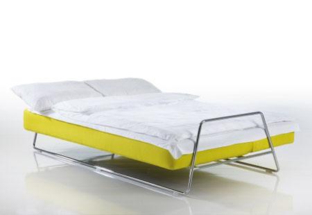 Square Sofa Bed