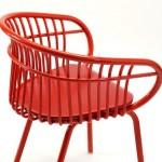Stem Chair: A Unique Chair Of Bent Metal