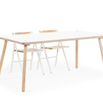 Modern and Minimalist Stip Table by Reinier de Jong