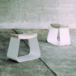 Stool Henri: A Stool Combining Comfort And Style