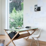 Keep Your Home In Order With Azumi's Desk And Storage In One