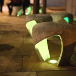 Streetwalk Stool: Give Color And Style To Your Landscape
