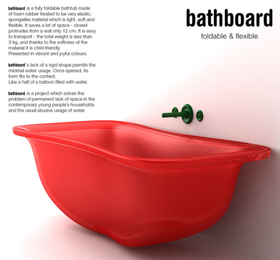 Stylish Bathboard