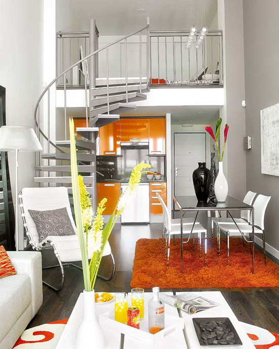 Stylish Loft Designs