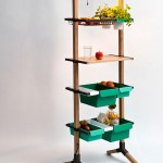 Sunday: Your Stylish And Modular Space Saving Rack