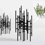 Get Your Room A Fun, Modular And Stylish Divider With The SWARM