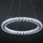 The Circle Suspension Light From Swarovski