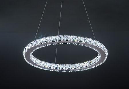 Circle Suspension Light