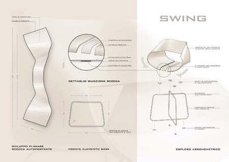 Swing Concept Chair