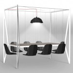 Swing Table: Bringing The Outdoor Fun Indoors