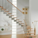 Adjust Your Stair with Modula Staircase from Systema