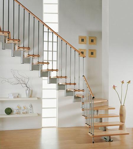 systema modula staircase