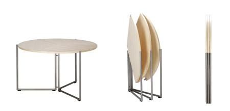 table folding design