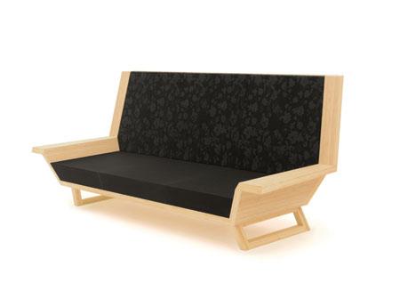 tatami bench sofa