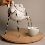 Teapot Frame: Provides Soothing And Stylish Tea Experience