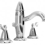 Teknobili Dubai Luxury Bathroom Faucet Collection by Mauro Carlesi