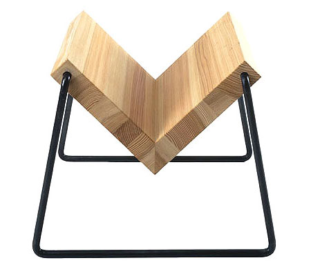 Tetsubo Book Stand