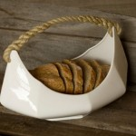 The Boat: Holds Your Bread Or Fruits In Style