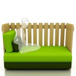 The Grass Is Always Greener On The Other Side Of The Fence: A Refreshing And Elegant Sofa