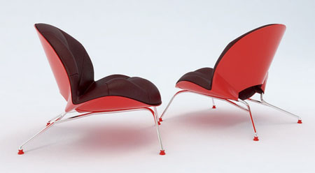 The Kiss Lounge Chair