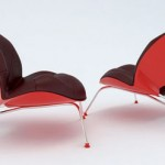 The Kiss Lounge Chair:  The Daring Chair For Your Modern Home