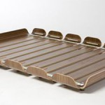 Tiefschlaf Stackable Bed from Stadtnomaden