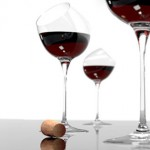 TIPSY Testing Wine Glass Concept: Makes Wine Tasting Easy And Stylish