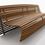 Titikaka Bench From B&B Italia