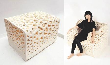 Tofu Chair