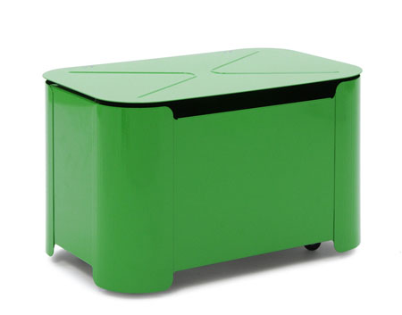 Tolix Tortue Toy Box
