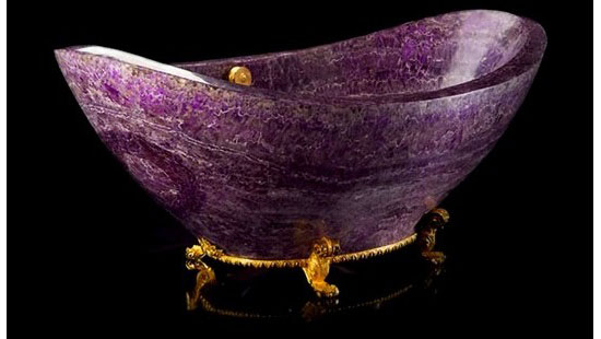Amaltea Bathtub - Top 10 unique bathtubs