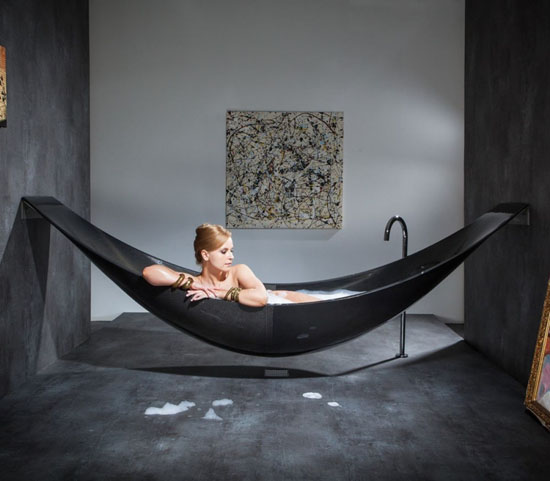 Charmant The Hammock Bathtub   Top 10 Unique Bathtubs