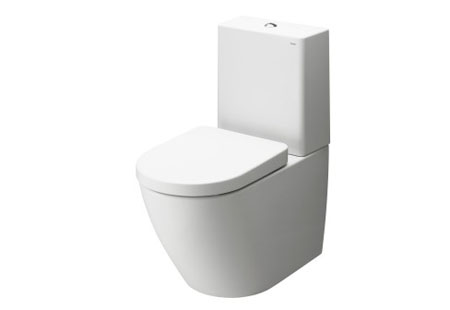 NC Series Pedestal Toilet From Toto Modern Home Decor