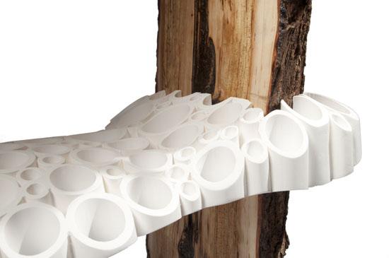 Tree Fungus Shelf by Studio Floris Wubben