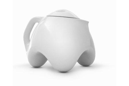Tripot Teapot