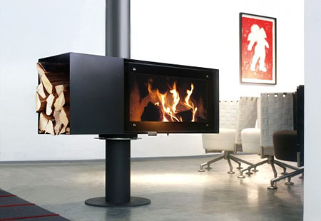 Turn Fireplace