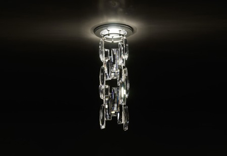 Turns Suspension Lamp