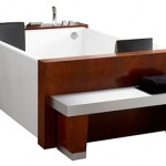 Agata Bathtub for Two Person from Neptune