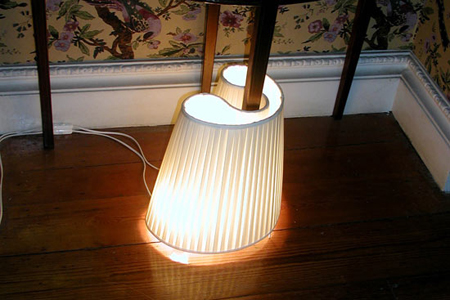 Uncanny Lamp