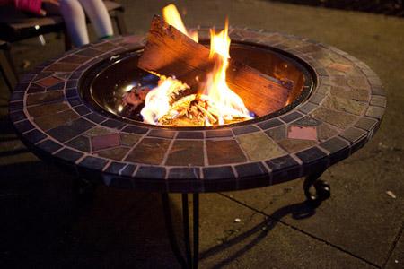 UniFlame Firepit
