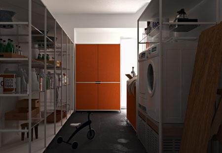 Valcucine Laundry
