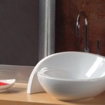 Snail Bathroom Sink from Varm