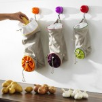 Vegetable Keep Sacks: Now You Are Hanging Your Sacks All Year Round