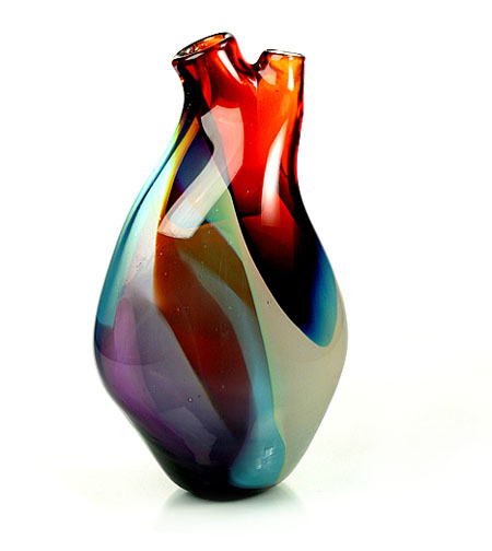 The Ventricle Vase A Stylish Human Heart Shaped Glass