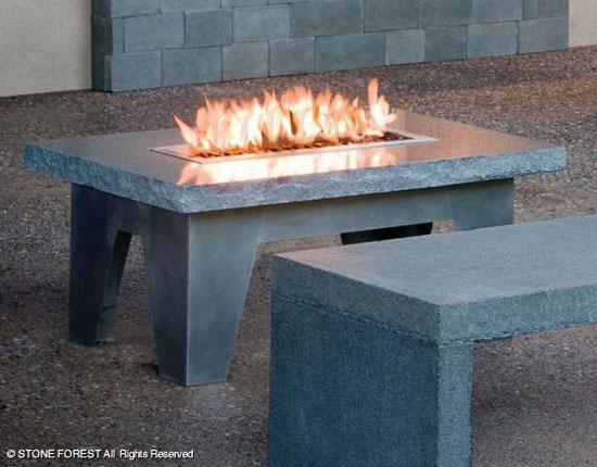 Vesta Fire Table