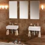 Fire and Ice Bathroom Tiles from Villeroy and Boch
