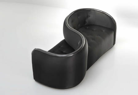 Vis-a-vis Black Label Chair
