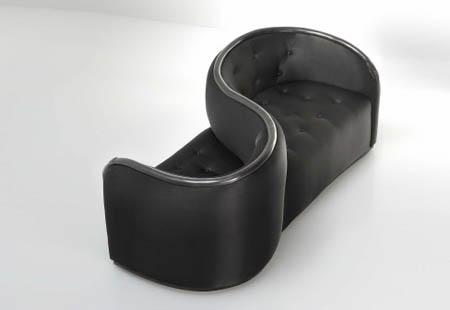 Vis-a-vis Black Label Chair