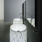 Modern Vision Washbasin and Arne Bathtub from Rapsel