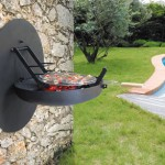 Save On Space, Use That Wall An Enjoy Your Wall-mounted BBQs